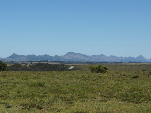 Tsitsikamma Mountains