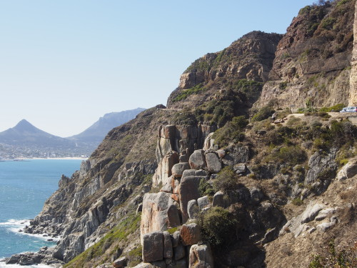 Chapmans peak road 2