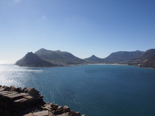 Looking towards Hout Bay
