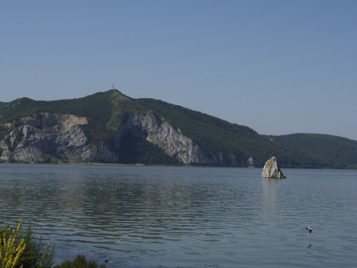 danube rocks
