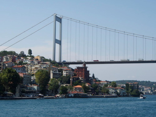 northern bosphorus bridge